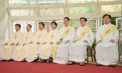 Thánh lễ truyền chức Phó tế và Linh mục 2017