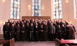 Cuộc gặp gỡ đầu tiên của các nhánh Dòng Nhất Phan Sinh tại Đức