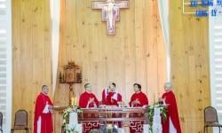 Lễ khai giảng năm học mới (2017) tại Học viện Phanxicô