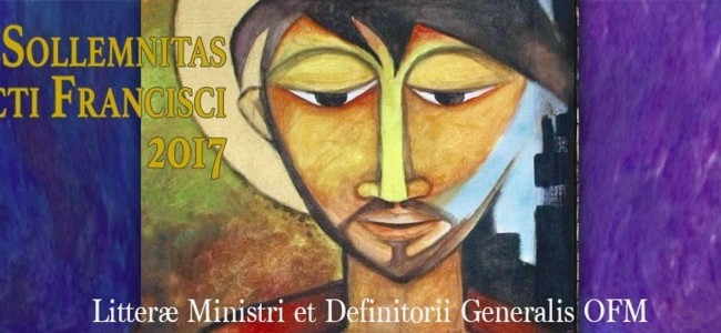 Thư anh Tổng Phục Vụ dịp lễ Cha Thánh Phanxicô 2017