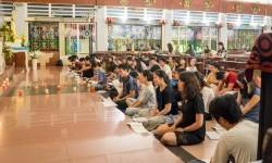Đêm học hỏi và cầu nguyện theo tinh thần assisi