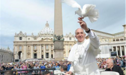 Sứ điệp Ngày Hoà bình Thế giới lần thứ 51 năm 2018 của Đức Thánh Cha Phanxicô