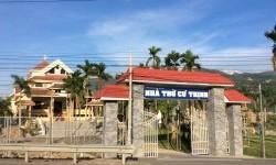 Nhà thờ Cư Thịnh đã hoàn thành việc sửa chữa