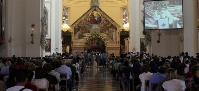 """Sự tha thứ Assisi 2018: """"Phá vỡ những bức tường chia rẽ và ngăn cách"""""""