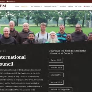 Trang mạng mới của Văn phòng JPIC như cửa sổ của thông tin và hợp tác cho việc linh hoạt JPIC