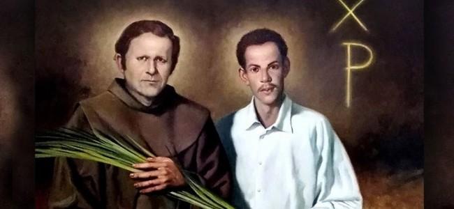 Phong chân phước cho anh Tullio Maruzzo OFM và Luis Obdulio Arroyo Navarro, tử đạo của Izabal