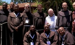 Các anh em linh hoạt viên JPIC của Hội đồng Phi châu gặp nhau tại Nam Phi