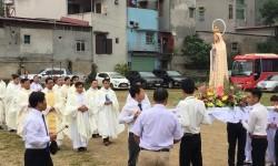 Giáo xứ Vũ Lễ mừng Bổn mạng và kỷ niệm 3 năm thành lập