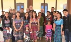 Cuộc thăm viếng Tỉnh Dòng Đức Bà Guadalupe của Anh Tổng Phục vụ