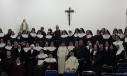 Anh Tổng Phục vụ thăm viếng Anh em Tỉnh Dòng Thánh Phúc Âm (Holy Gospel) ở Mễ Tây Cơ (Mexico)