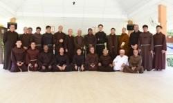 Khóa hội học và đối thoại giữa các Kitô hữu và Phật tử  tại Làng Mai Thái lan