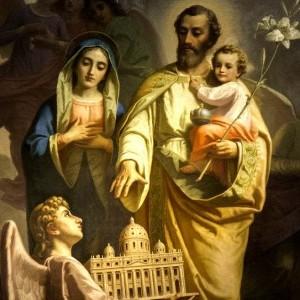 Thơ mừng lễ Thánh Giuse