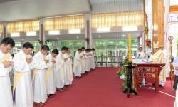Thánh lễ phong chức phó tế và linh mục