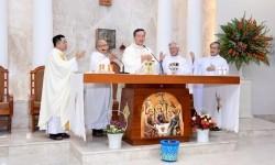 Thánh lễ cầu nguyện cho ơn thiên triệu tại Giáo xứ thánh Antôn