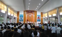 Thánh Lễ Tạ Ơn Và Bế Mạc Công Tác Mục Vụ Tông Đồ