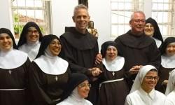 Viếng thăm huynh đệ Tỉnh Dòng Thánh Phanxicô Asissi – Brazil