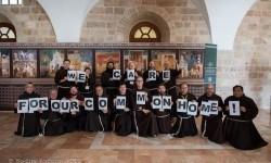 Công lý và Hòa bình: Ủy ban Quốc tế của Dòng Anh Em Hèn Mọn tại Giêrusalem