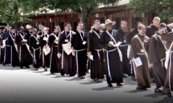 Ký sự Tu nghị lần thứ năm của các anh em khấn trọn dưới 10 năm: Tập trung và khai mạc