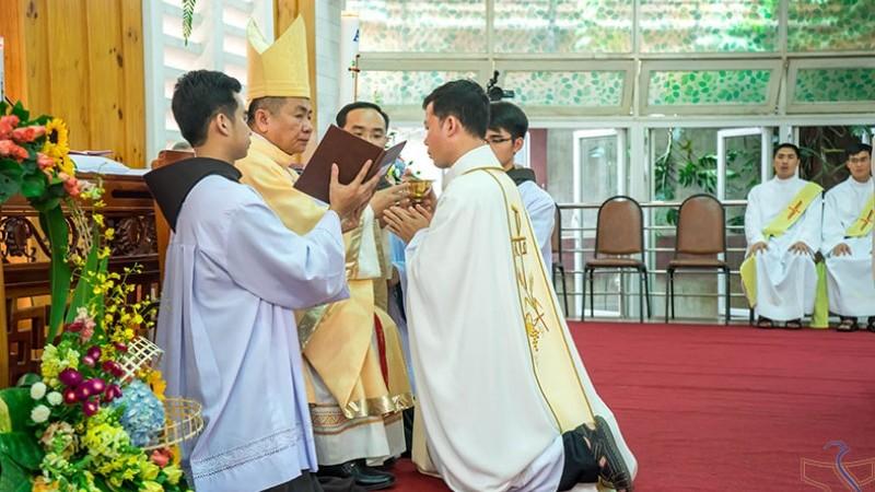Lễ Phong chức 2018
